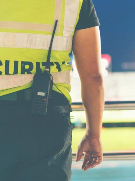Especialista en Seguridad Privada en Eventos Deportivos